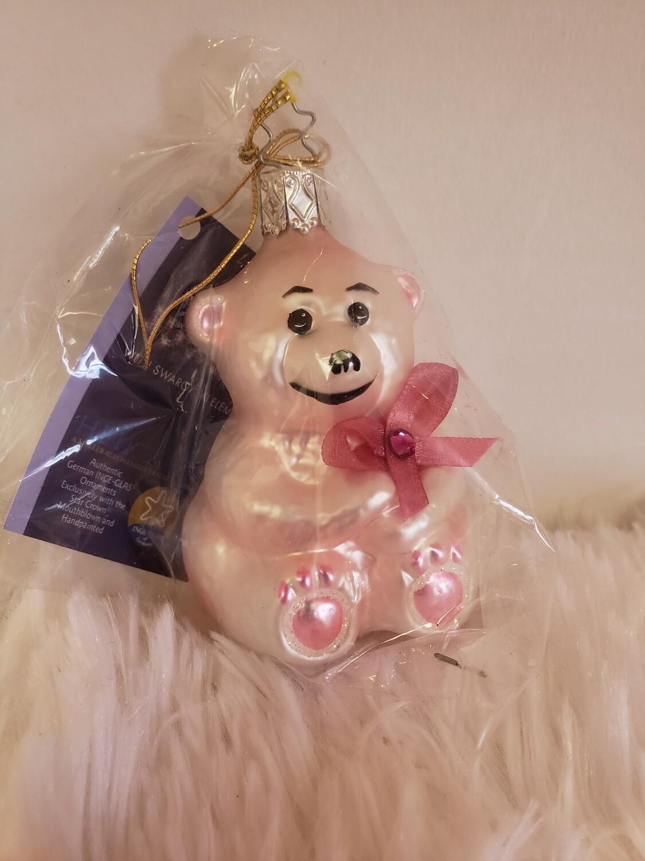 G 2410 Pastel Teddy Bear Pink