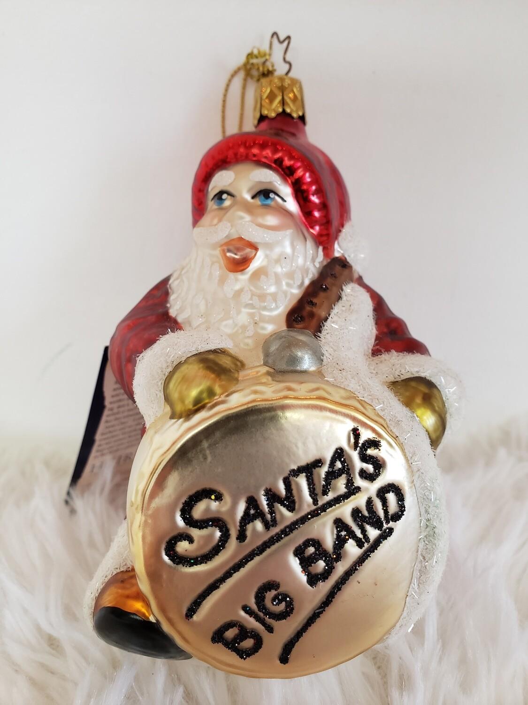 G 2411 Big band santa