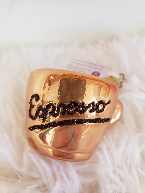 Sm coffee saucer 'Espresso'