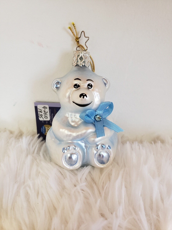 G 2410 Pastel Teddy Bear Blue