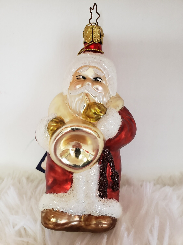 G 2412 Santa w/Tuba