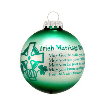 BR 9545 IRISH MARRIAGE BLESSING