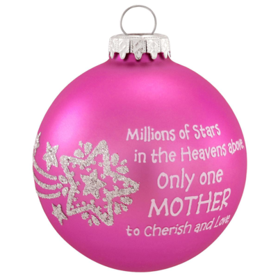 BR-1526 ONLY ONE MOTHER LILAC/PNK