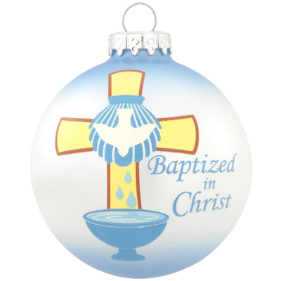 BR 7758 BAPTIZED BLUE CROSS