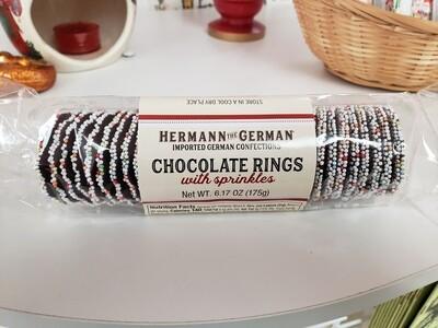 Hermann The German - Choc Rings