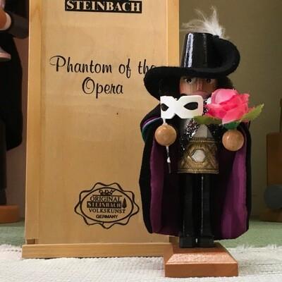 NC 199 'Phantom of the Opera' Mini Nutcracker