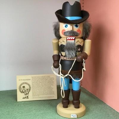 NC 86 Cowboy Nutcracker