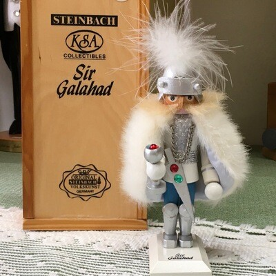NC 163 'Sir Galahad' Mini Nutcracker