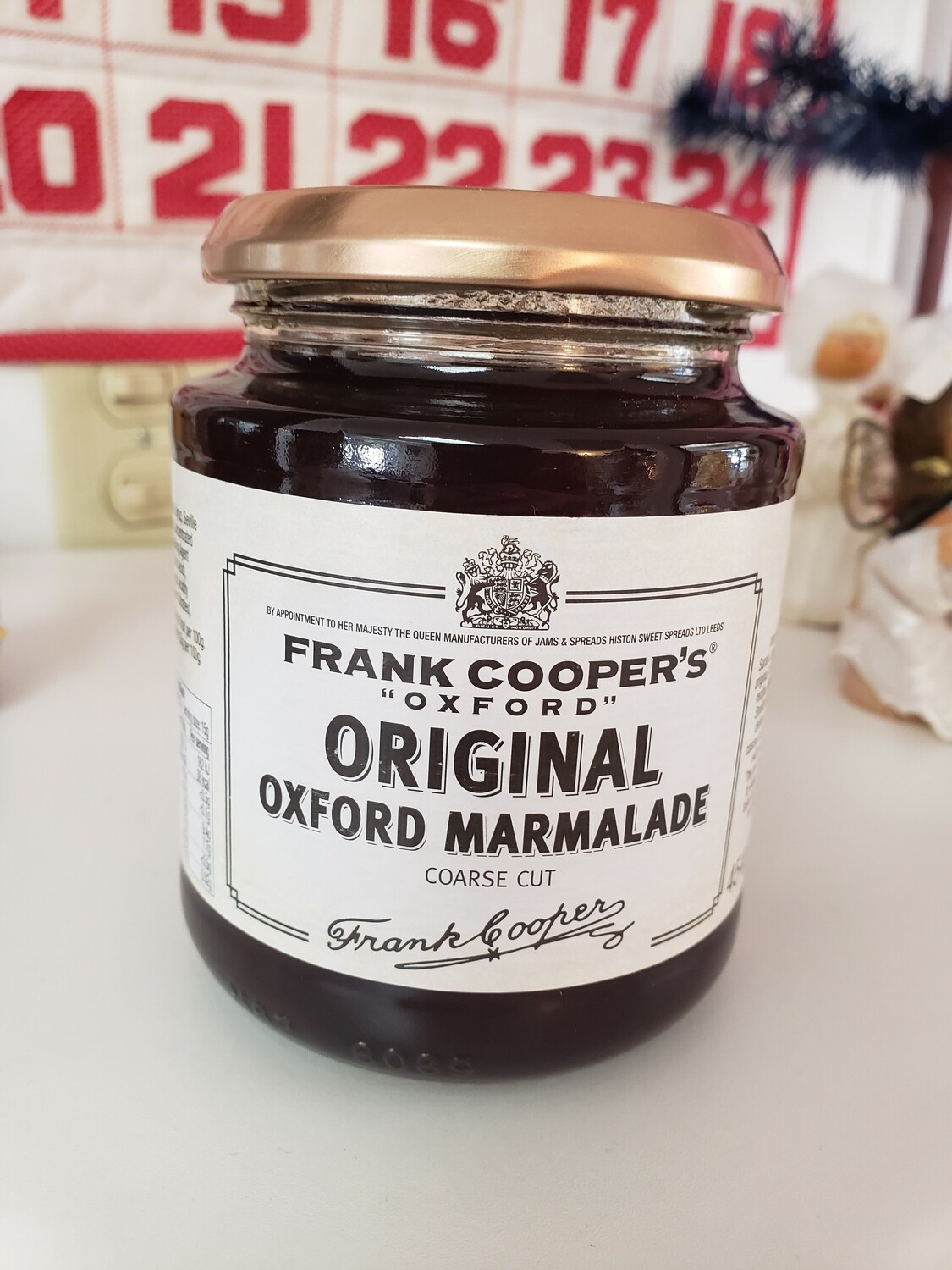 Frank Coopers Marmalade