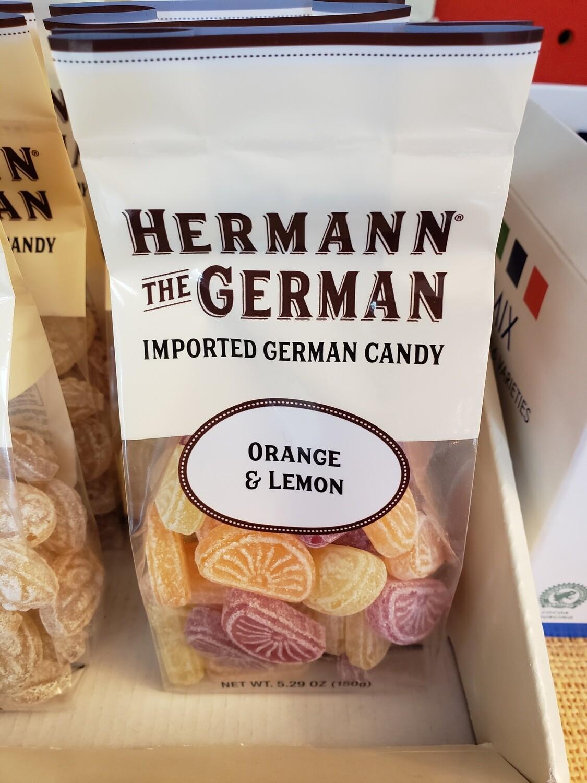 Hermann The German - Orange/Lemon