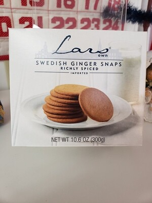 Lars Gingersnaps