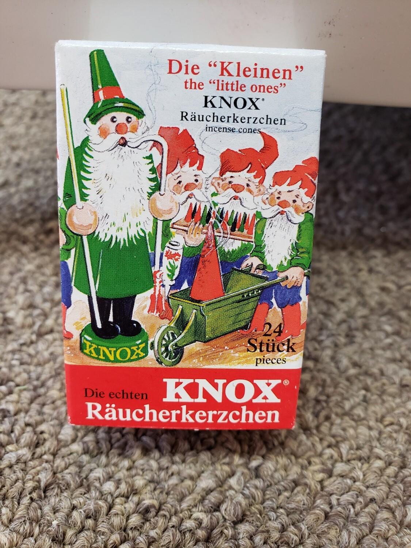 K-2157 - Knox Incense - Mini Variety