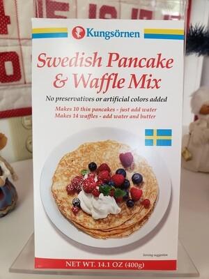 Swedish pancake mix