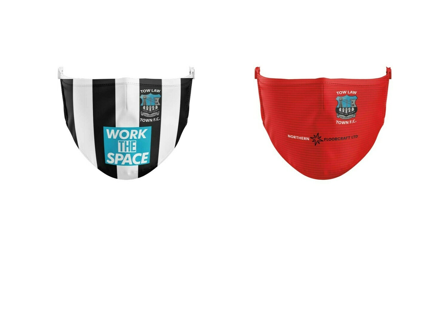 TOW LAW TOWN FACEMASKS HOME OR AWAY (SOLD OUT)