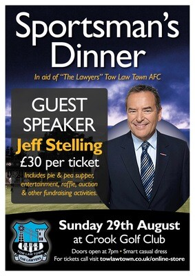 An Evening with Jeff Stelling