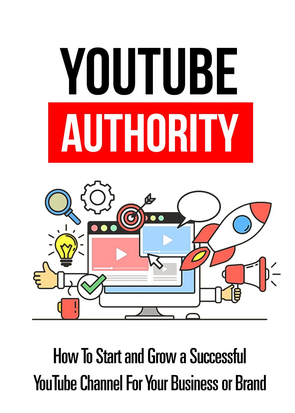 YouTube Authority eBook