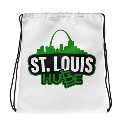 St. Louis Hustle Drawstring bag