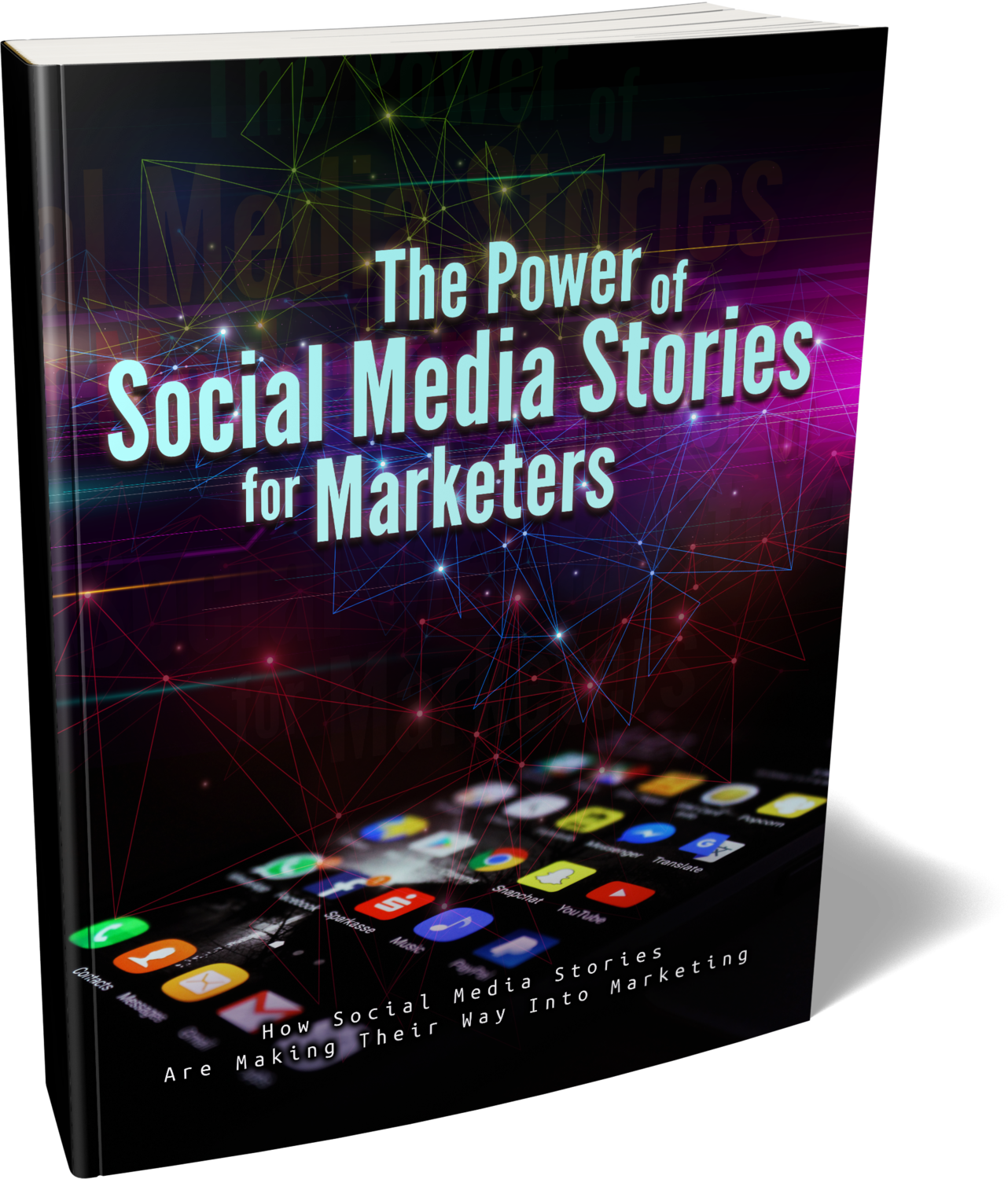 The Power Of Social Media Stories eBook & Resources