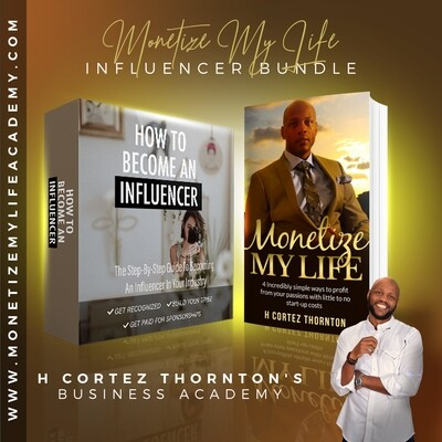Monetize My Life - Influencer Bundle