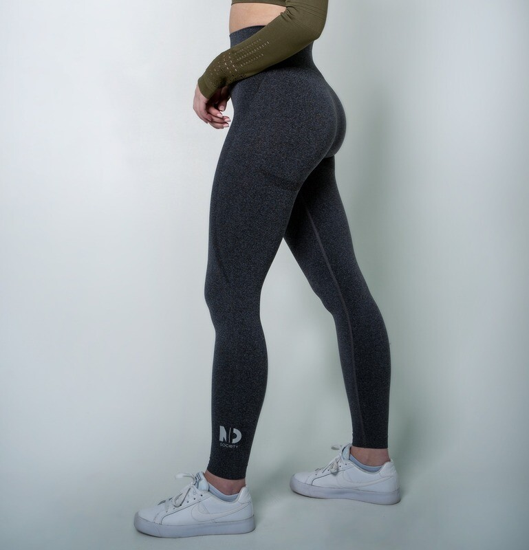 STRONG | Grey Leggings