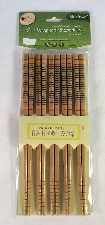 chopsticks, bamboo, 10 count; each