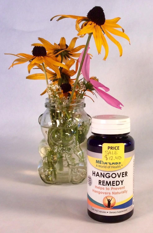 cbd, hangover remedy; 60; Meta-labs
