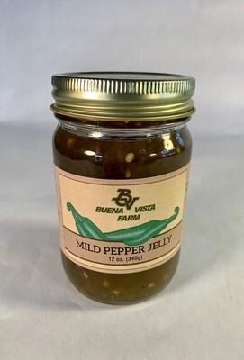 jelly, mild pepper; each; Buena Vista