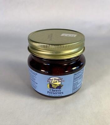 preserves, cherry; each; 10 ounce; WV Fruit & Berry