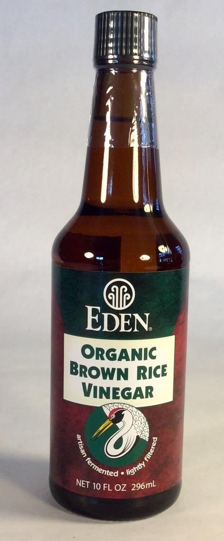 vinegar, brown rice; 10 ounce