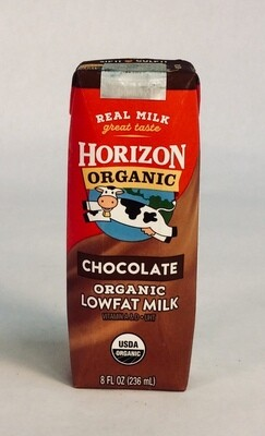 milk, chocolate, 8 ounce; each; Horizon