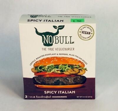 burger, Sundried Tomato, gluten-free, vegan; each; No Bull