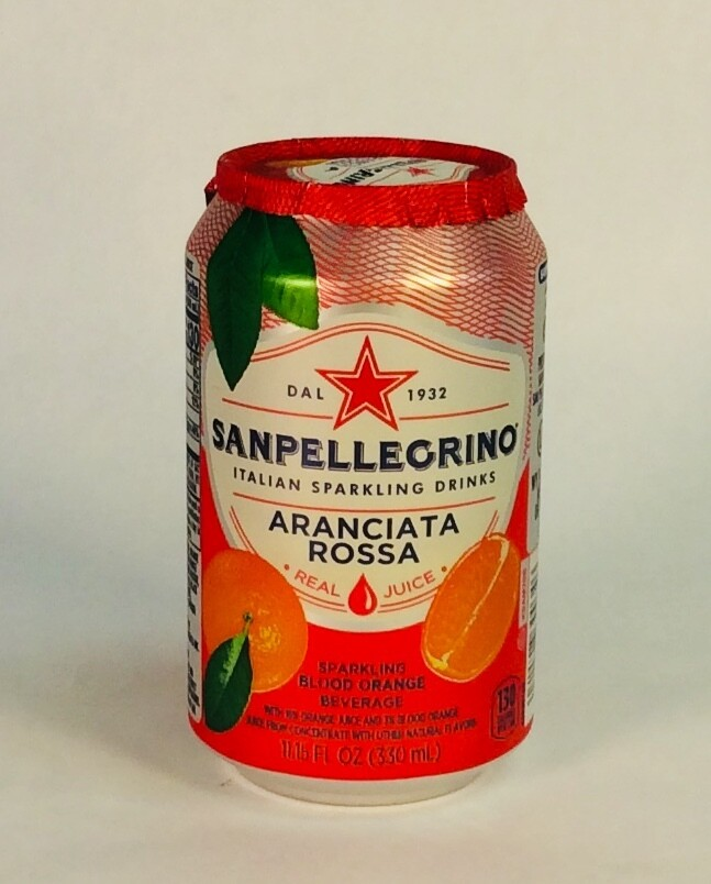 drink; blood orange; each; San Pelligrino