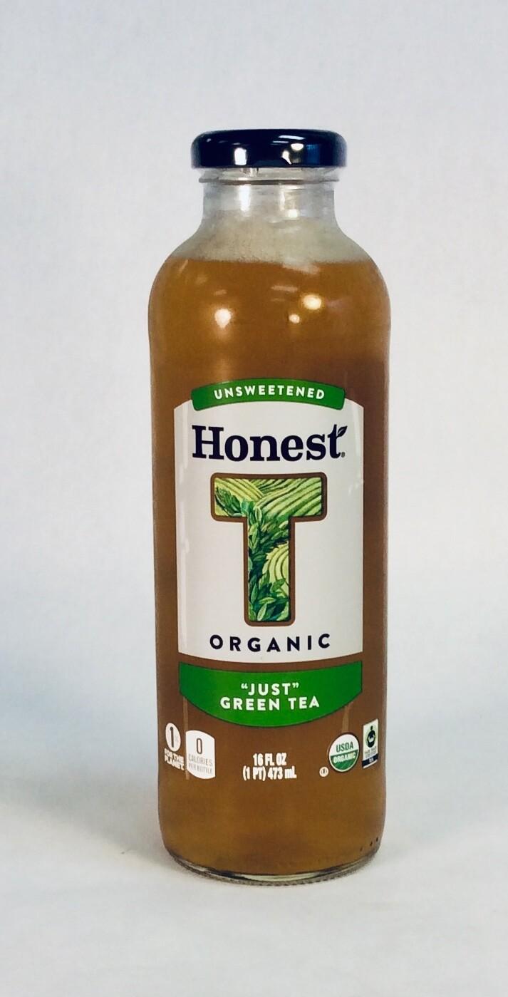 tea, just green; each; Honest Tea