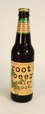 soda, root beer, organic, 12 ounce; each; Maine Root