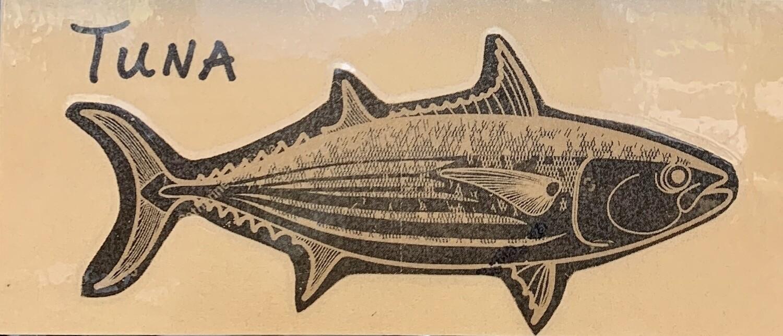tuna, steaks; Wild for Salmon; per lb