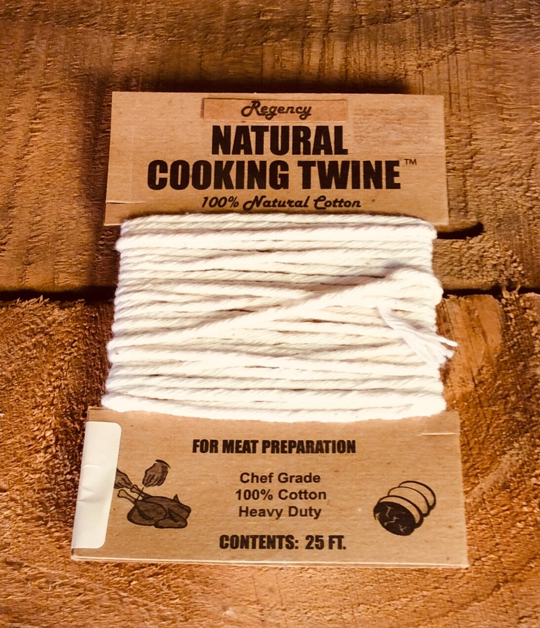 twine, cooking; each