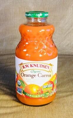 juice, orange carrot; each; RW Knudsen