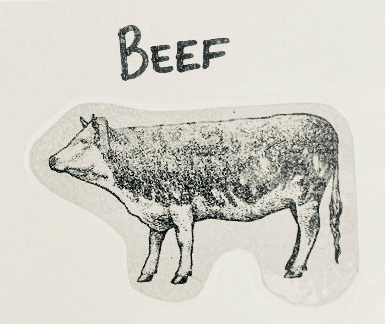 beef, round roast/London broil; each; Watermark