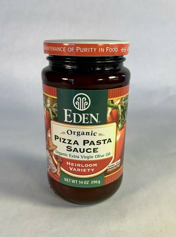 pizza sauce; 14 ounce; Eden