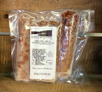 pork, chorizo sausage links; 4 pk; Watermark Far