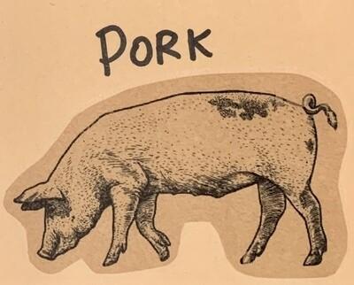pork, hocks, per pack; New City Farms