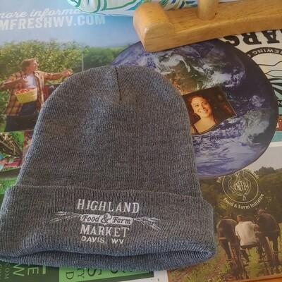 hat, beanie boggin; each; Highland Market