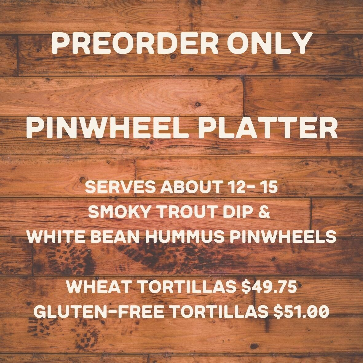 platter, Pinwheel
