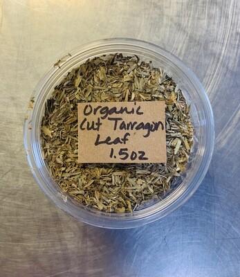 tarragon leaf, organic; 1.5oz; Frontier