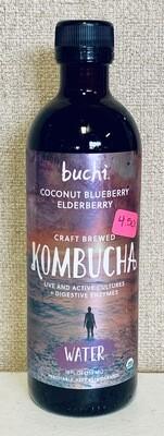 kombucha, water; each; Buchi