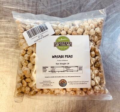 wasabi peas, 1#; Frankferd Farms