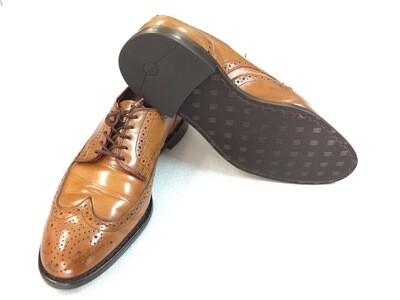 Men's Full Rubber Soles & Heels