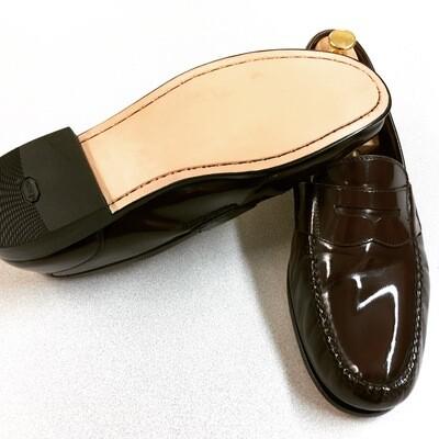 Full Leather Soles & Heels