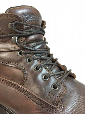 Waxed HEAVY DUTYRound Shoelaces