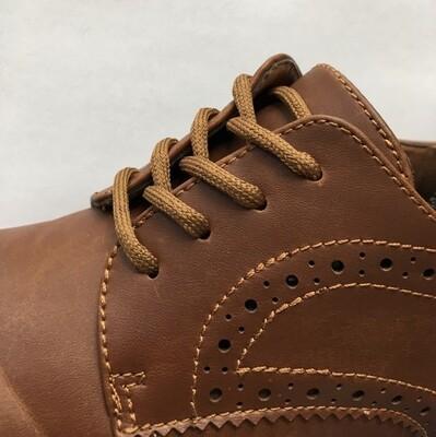Round Soft Athletic Shoe Laces Oxford Shoelaces